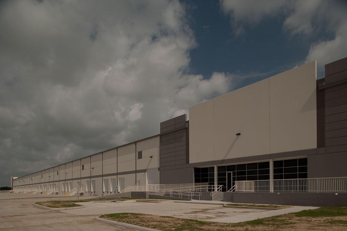 Interport Distribution Center Powers Brown Architecture
