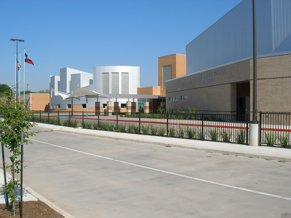 Highlands Junior School Powers Brown Architecture